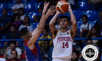 Tiebreaker Times Perpetual snaps Arellano streak to create tie for second AU Basketball NCAA News UPHSD  Perpetual Seniors Basketball NCAA Season 92 Seniors Basketball NCAA Season 92 Kent Salado Keith Pido Jio Jalalon Jimwell Gican Jerry Codinera Gab Dagangon Daryl Singontiko Bright Akhuetie Arellano Seniors Basketball