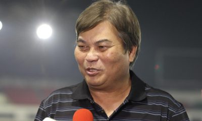 Tiebreaker Times Nonong Araneta hopes to leave lasting legacy for PH Football Football News  Philippine Football Federation Nonong Araneta