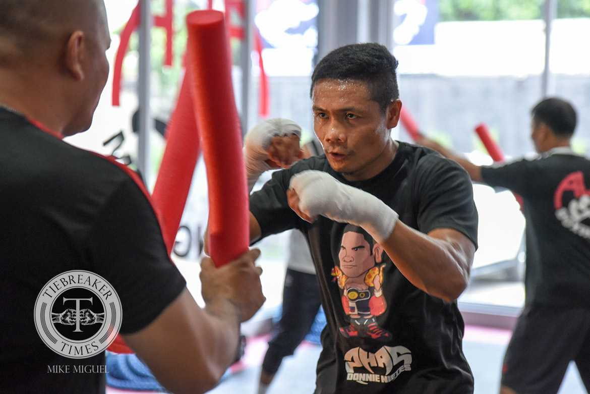 Tiebreaker Times Nietes embraces new challenges at flyweight Boxing News  Pinoy Pride 38 Edgar Sosa Donnie Nietes