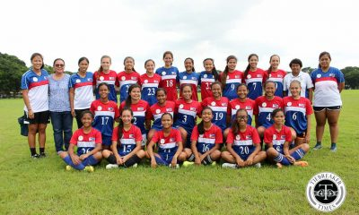 Tiebreaker Times RP U-16 Ladies finish strong in AFC Qualifiers Football News Philippine Malditas  Let Dimzon 2016 AFC U-16 Girls' Tournament