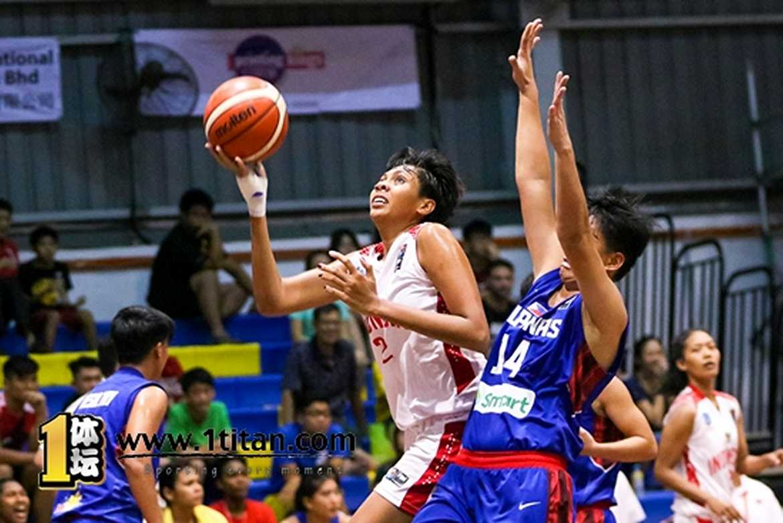 Tiebreaker Times Perlas nudges Indonesia, marks fourth straight W Basketball News Perlas Pilipinas  Patrick Aquino Cindy Resultay Analyn Almazan Allana Lim Afril Bernardino 2016 SEABA Women's
