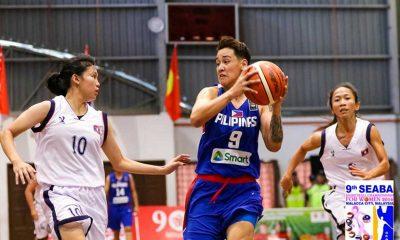 Tiebreaker Times Perlas nips Malaysia, nears SEABA crown Basketball News Perlas Pilipinas  Patrick Aquino Analyn Almazan Allana Lim Afril Bernardino 2016 SEABA Women's