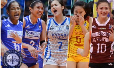 Tiebreaker Times Tentative Reinforced Conference rosters unveiled News PVL Volleyball  UST Women's Volleyball UP Women's Volleyball Pocari Sweat Lady Warriors Laoag Power Smashers Coast Guard Lady Dolphins Bureau of Customs Transformers Bali Pure Purest Water Defenders Air Force Jet Spikers 2016 SVL Season 2016 SVL Reinforced Conference