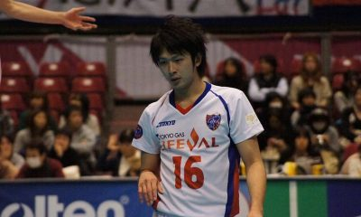 Tiebreaker Times 26-year-old Japanese tapped as PSL All Stars head coach 2016 FIVB Women's CWC News PSL Volleyball  Tina Salak Shun Takahashi Sammy Acaylar Ramil De Jesus PSL All Stars Noel Orcollo Michael Carino Kungfu Reyes Ian Fernandez George Pascua Francis Vicente Benson Bocboc