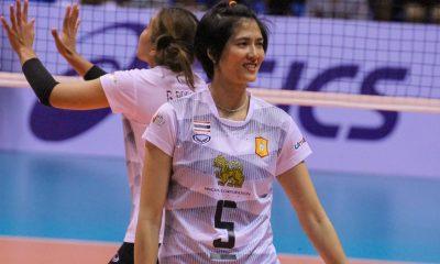 Tiebreaker Times Pleumjit looking to make twilight years fruitful 2016 Asian WCC News Volleyball  Pleumjit Thinkaow Bangkok Glass