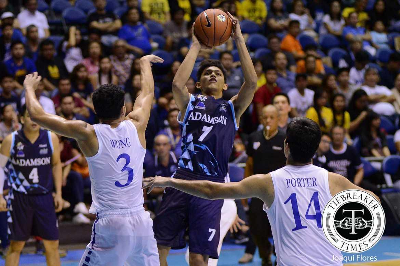 UAAP-79-AdU-vs.-ADMU-Tungcab-4137 Jaydee Tungcab applies for PBA Draft as B.League dream crushed by COVID-19 Basketball News PBA  - philippine sports news