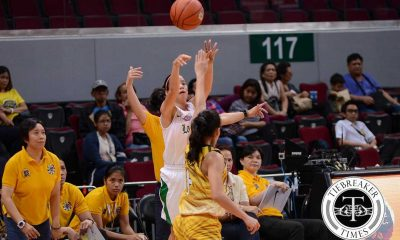 Tiebreaker Times Third quarter onslaught lifts La Salle over UST Basketball DLSU News UAAP UST  UST Women's Basketball UAAP Season 79 Women's Basketball UAAP Season 79 Snow Penaranda Khate Castillo Heidi Ong DLSU Women's Basketball Cholo Villanueva Bennette Revillosa