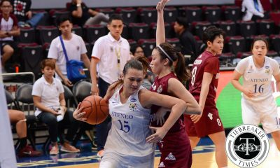 Tiebreaker Times Lady Eagles need to trust the system to stop rot, says Deacon ADMU Basketball News UAAP  Kristina Deacon