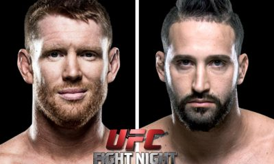 Tiebreaker Times 11th bout announced for UFC Fight Night Manila 2 Mixed Martial Arts News UFC  UFC Fight Night Manila 2 Sam Alvey Alex Nicholson