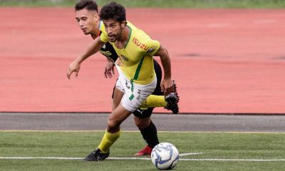 Tiebreaker Times Kaya stuns Ceres-La Salle; Forza bounces back Football News UFL  Steph Burda Rista Vitakovic Paul Kyul Nicholas Ferrer Laos FC Kenshiro Daniels Kaya FC Hamed Hajimahdi Forza FC Chris Greatwich Ceres-La Salle FC 2016 UFL Season 2016 UFL Cup