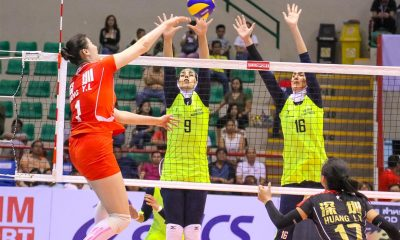 Tiebreaker Times Top teams storm second group phase 2016 Asian WCC News PSL Volleyball  Thongtin Lienvietpost Bank T. Grand Sarmayeh Bank NEC Red Rockets Foton Pilipinas Bangkok Glass Ba'yi Shenzheng Altay VC