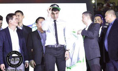 Tiebreaker Times Pessumal looks back in order to move forward Basketball Gilas Pilipinas News PBA  Von Pessumal PBA Season 42 Globalport Batang Pier 2016 PBA Draft
