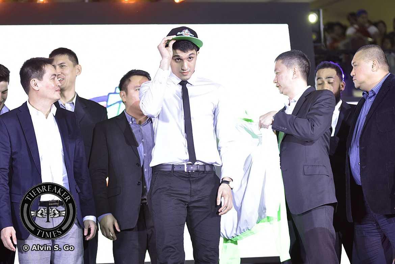 2016-PBA-Draft-Globalport-Von-Pessumal Where are the Gilas draftees now? Basketball News PBA  - philippine sports news