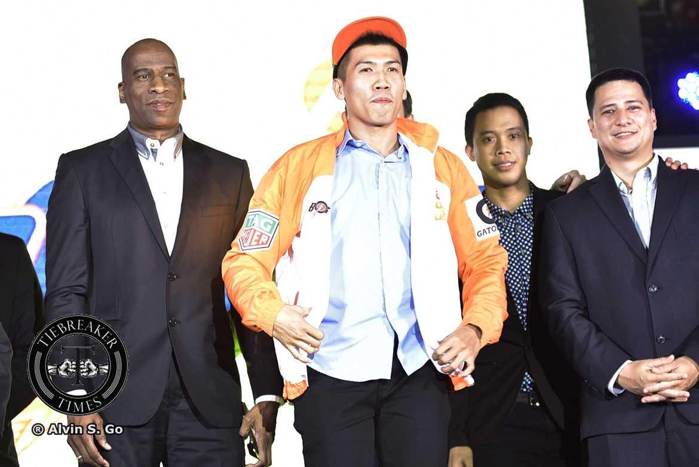 Philippine Sports News - Tiebreaker Times Black, Meralco continue youth movement Basketball News PBA  PBA Season 41 Norman Black Meralco Bolts Jonathan Grey Ed Daquioag 2016 PBA Draft