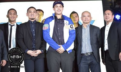 Tiebreaker Times Guiao looks to develop Gotladera as a stretch big Basketball Gilas Pilipinas News PBA  Yeng Guiao PBA Season 42 NLEX Road Warriors Alfonso Gotladera 2016 PBA Draft