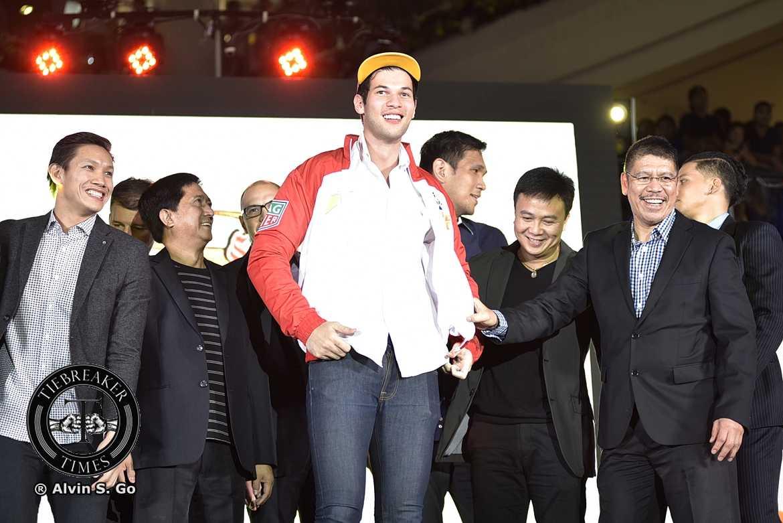 2016-PBA-Draft-San-Miguel-Beermen-Arnold-Van-Opstal Where are the Gilas draftees now? Basketball News PBA  - philippine sports news