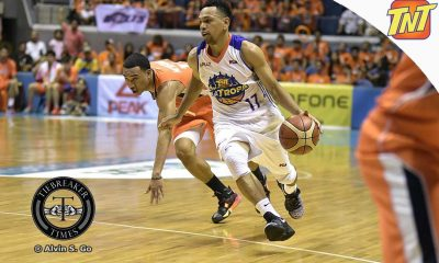 Tiebreaker Times Meralco deserved win but Castro stays confident Basketball News PBA  Talk N Text Tropang Texters PBA Season 41 Jayson Castro 2016 PBA Governors Cup