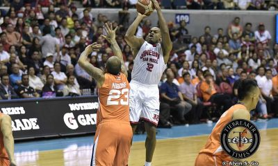 Tiebreaker Times Mighty Sports taps Justin Brownlee for Dubai cagefest Basketball News  Mighty Sports Justin Brownlee Dubai International Basketball Tournament Charles Tiu