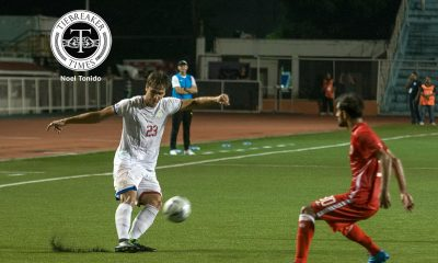 Tiebreaker Times Azkals veteran James Younghusband announces retirement Football News PFL Philippine Azkals  James Younghusband 2020 PFL Season