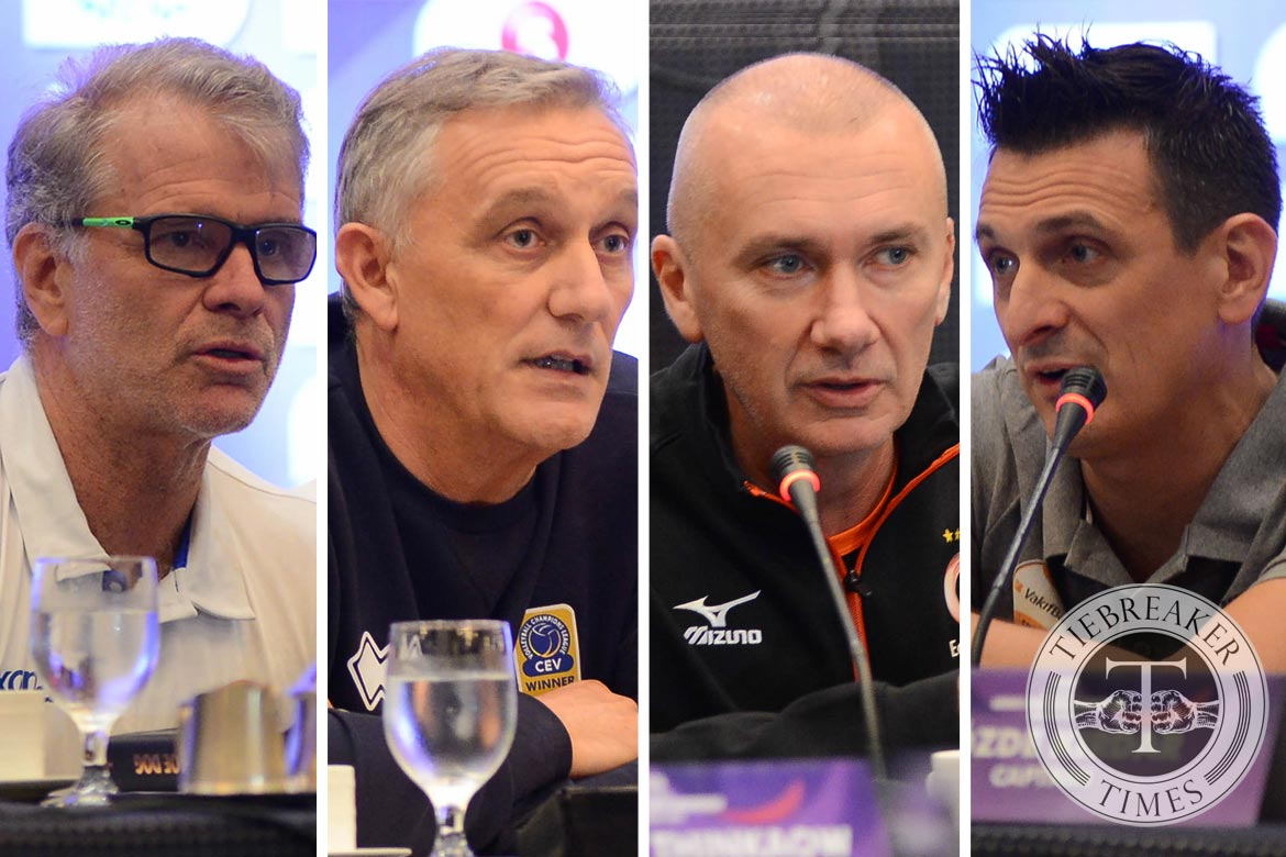 Tiebreaker Times The Magnificent 7 assessed by foreign coaches 2016 FIVB Women's CWC News PSL Volleyball  Vakifbank Istanbul Rexona Sesc Rio Pomi Casalmaggiore Eczacıbaşı VitrA Istanbul 2016 PSL Season