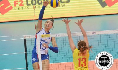 Tiebreaker Times PSL-F2 Logistics shines but burns out to Rexona-Sesc 2016 FIVB Women's CWC News PSL Volleyball  Stephanie Niemer Rexona Sesc Rio Rachel Daquis PSL-F2 Logistics Manila Moro Branislav Gabriella Braga Guimaraes Fabiana Oliveira Anne Buijs Ana Carolina Da Silva
