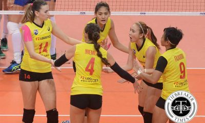 Tiebreaker Times Santiago gets nibble of world-class competition, wants more 2016 FIVB Women's CWC News Volleyball  PSL-F2 Logistics Manila Jaja Santiago 2016 PSL Season