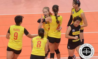 Tiebreaker Times Daquis pleads for continuity in National Team program 2016 FIVB Women's CWC News PSL Volleyball  Rachel Daquis PSL-F2 Logistics Manila