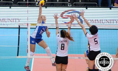 Tiebreaker Times Rexona-Sesc bops Bangkok Glass to play for fifth 2016 FIVB Women's CWC News Volleyball  Wilayan Apinyapong Rexona Sesc Rio Monique Marinho Bangkok Glass Anne Bujis
