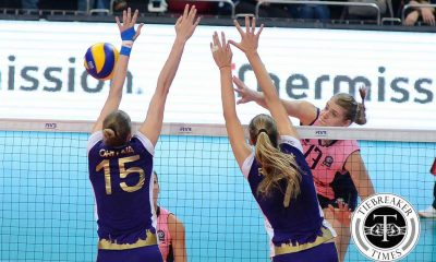 Tiebreaker Times Pomi thwarts Volero to enter first ever Women's CWC Final 2016 FIVB Women's CWC News Volleyball  Volero Zurich Valentina Tirozzi Samanta Fabris Pomi Casalmaggiore Olesia Rykhliuk Lucia Bosetti Immacolata Siressi Foluke Akinrawedo