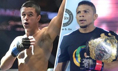 Tiebreaker Times Fernandes set to defend crown against Fil-Aussie McLaren Mixed Martial Arts News ONE Championship  Reece McLaren ONE: Age of Domination Mohamed Ali Leandro Ataides Bibiano Fernandes