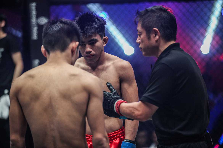 Philippine Sports News - Tiebreaker Times Joshua Pacio's road to redemption begins Mixed Martial Arts News ONE Championship  Team Lakay ONE: Legends of the World Joshua Pacio