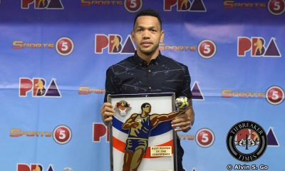 Tiebreaker Times TNT's Castro takes home fourth BPC crown Basketball News PBA  Talk N Text Tropang Texters PBA Season 41 Meralco Bolts Jayson Castro Allan Durham 2016 PBA Governors Cup