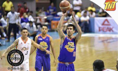 Tiebreaker Times Defeated Rosario surrenders ROY race Basketball News PBA  Troy Rosario Talk N Text Tropang Texters PBA Season 41 2016 PBA Governors Cup
