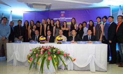 Tiebreaker Times F2 Logistics to serve as official sponsor for PSL-Pilipinas 2016 FIVB Women's CWC News PSL Volleyball  Tats Suzara PSL-F2 Logistics Pilipinas