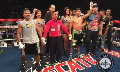 Tiebreaker Times Valiant Pumicpic  absorbs tough UD loss in Mexico Boxing News  Richard Pumicpic Cesar Juarez