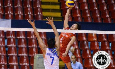 Tiebreaker Times Cignal flushes out 100 Plus; IEM outlasts Army News PVL Volleyball  Vince Mangulabnan Rico De Guzman Patrick Vecina Michael Reyes Michael Carino Lorenzo Capate Khenno Franco John Wong Pacifar IEM Volley Masters Ernesto Balubar Erickson Ramos Edmar Bonono Daryl Valenzuela Cignal HD Spikers Benjaylo Labide Army Troopers 2016 Spikers Turf Season 2016 Spikers Turf Reinforced Conference 100Plus Active Spikers