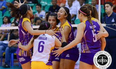 Tiebreaker Times Pau Soriano, Lilet Mabbayad knew the risks going in News PVL Volleyball  Standard Insurance-Navy Corvettes Pau Soriano Lilet Mabbayad Bureau of Customs Transformers 2016 SVL Season 2016 SVL Reinforced Conference