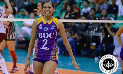 Tiebreaker Times Valdez on Game Two: It's going to be a mental battle News PVL Volleyball  Bureau of Customs Transformers Alyssa Valdez 2016 Shakey's V-League Open Conference