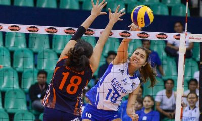 Tiebreaker Times Pablo sees the need for her all-around contribution News PVL Volleyball  Pocari Sweat Lady Warriors Myla Pablo 2016 SVL Season 2016 SVL Reinforced Conference