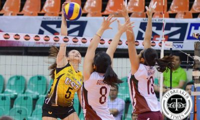Tiebreaker Times Tigresses sweep UP, claim fourth straight victory News PVL UP UST Volleyball  UST Women's Volleyball UP Women's Volleyball Tots Carlos Patricia Rasmo Marivic Meneses Kungfu Reyes Jerry Yee EJ Laure Carla Sandoval Alex Cabanos 2016 SVL Season 2016 SVL Reinforced Conference