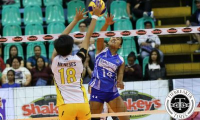 Tiebreaker Times New-look BaliPure still a work in progress, says Soriano News PVL Volleyball  Charo Soriano Bali Pure Purest Water Defenders 2016 SVL Season 2016 SVL Reinforced Conference