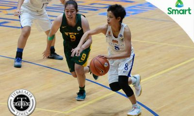 Tiebreaker Times Ateneo returns to winning ways with victory over FEU ADMU Basketball FEU News UAAP  UAAP Season 79 Women's Basketball UAAP Season 79 Jollina Go John Flores Hazelle Yam FEU Women's Basketball Bert Flores Ateneo Women's Basketball Angelica Gerner
