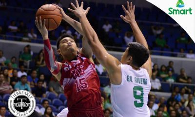 Tiebreaker Times SOURCE: Batiller in talks with Arellano AU Basketball NCAA News UAAP UE  UE Men's Basketball UAAP Season 79 Men's Basketball UAAP Season 79 NCAA Season 92 Seniors Basketball NCAA Season 92 Bonbon Batiller Arellano Seniors Basketball