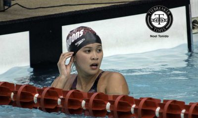 Tiebreaker Times Blue Tankers stay steady; Lady Maroons trim deficit ADMU AdU DLSU News NU Swimming UAAP UE UP UST  UST Women's Swimming UST Men's Swimming UP Women's Swimming UP Men's Swimming UE Men's Swimming UAAP Season 79 Women's Swimming UAAP Season 79 Men's Swimming UAAP Season 79 Teresa dela Rosa NU Men's Swimming Monica Padilla Justin Sy Jethro Chua Jessie Lacuna Hannah Dato DLSU Women's Swimming DLSU Men's Swimming Daniella Torres Brandon Sing Axel Ngui Ateneo Women's Swimming Ateneo Men's Swimming Ariana Herranz Ariana Canaya Alfonso Bautista Adamson Men's Swimming