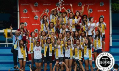Tiebreaker Times Lady Maroons complete comeback, return as Pool Queens ADMU AdU DLSU News Swimming UAAP UE UP UST  UST Women's Swimming UP Women's Swimming UE Women's Swimming UAAP Season 79 Women's Swimming UAAP Season 79 Pricilla Aquino Nadine Tee Tan Monica Padilla Joy Rodgers Hannah Dato Gabriella Torres DLSU Women's Swimmming Delia Cordero Cathering Bondad Ateneo Women's Swimming Anna Bartolome Andrea Ngui Adamson Women's Swimming