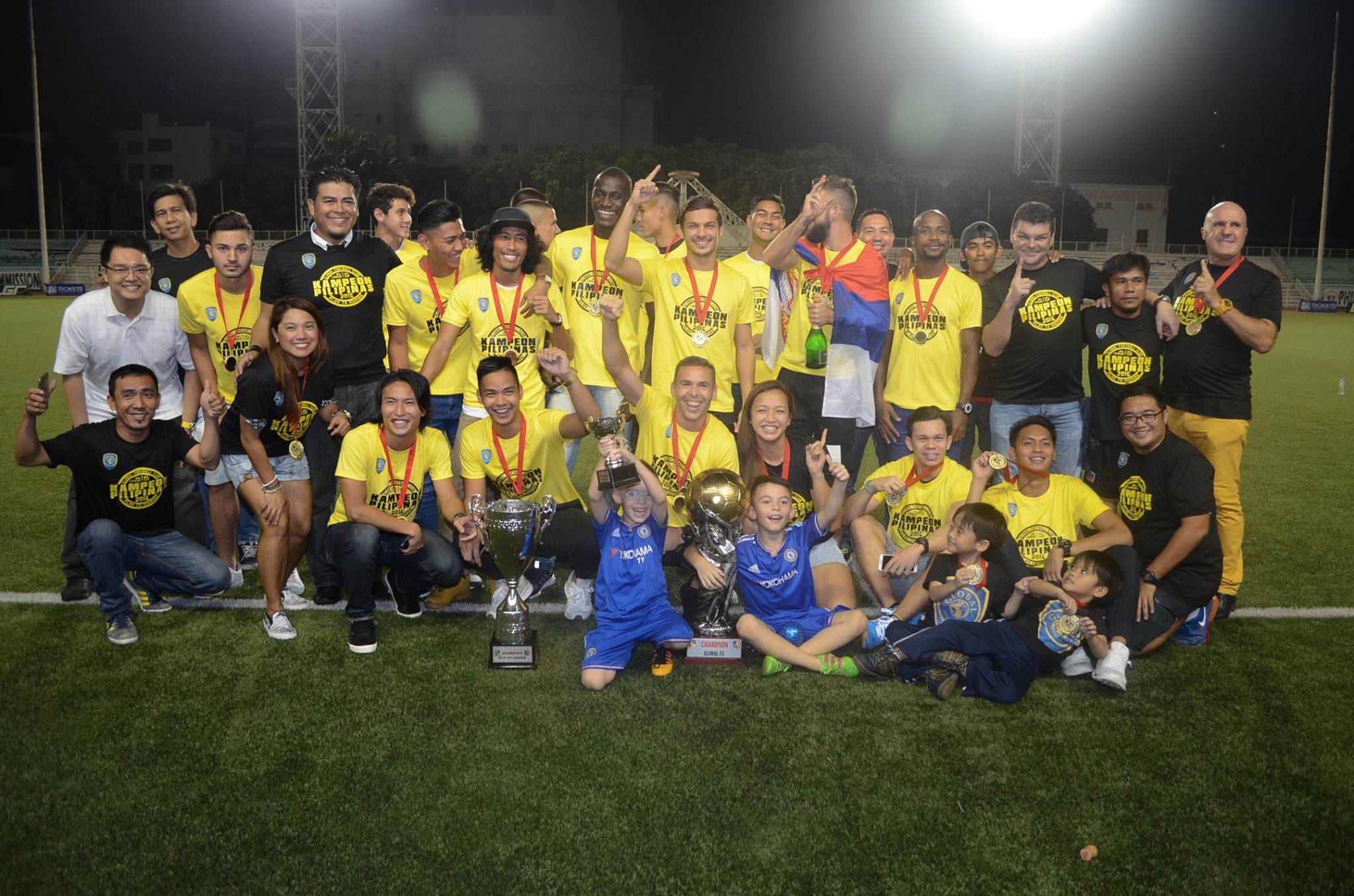 Tiebreaker Times Global's Minegishi headlines 2016 UFL Awardees Football News UFL  Nelson Gasic Minegishi Matt Hartmann Masaki Yanagawa Global FC Adrian Gallardo 2016 UFL Season 2016 UFL League