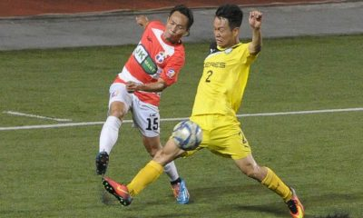 Tiebreaker Times Stallion grit allows Ceres to beat Loyola in race for second Football News UFL  Stallion FC Loyola Meralco Sparks JP Voltes FC Ceres-La Salle FC 2016 UFL Season 2016 UFL League