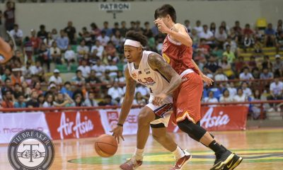 Tiebreaker Times Alab comeback falls short against Slingers in opener ABL Alab Pilipinas Basketball News  Xavier Alexander Wei Long Wong Singapore Slingers Seung Jun Lee Mac Cuan Justin Howard Jeric Fortuna Bobby Ray Parks Jr. 2016 ABL Season