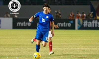 Tiebreaker Times Philippines suffers last gasp draw in Bahrain friendly Football News  Scott Cooper Phil Youngshusband Neil Etheridge Bahrain (Football) Azkals Friendly