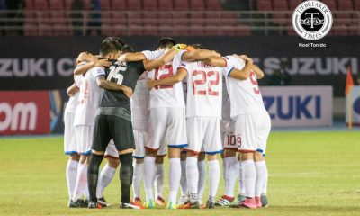 Tiebreaker Times Against All Odds: Azkals face must-win situation against Thailand 2016 AFF Suzuki Cup (Philippines) Football News Philippine Azkals  Thomas Dooley Thailand (Football) Kiatisuk Senamuang